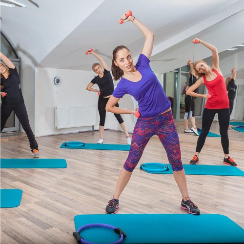 Gyms and fitness club Clean Air Zone